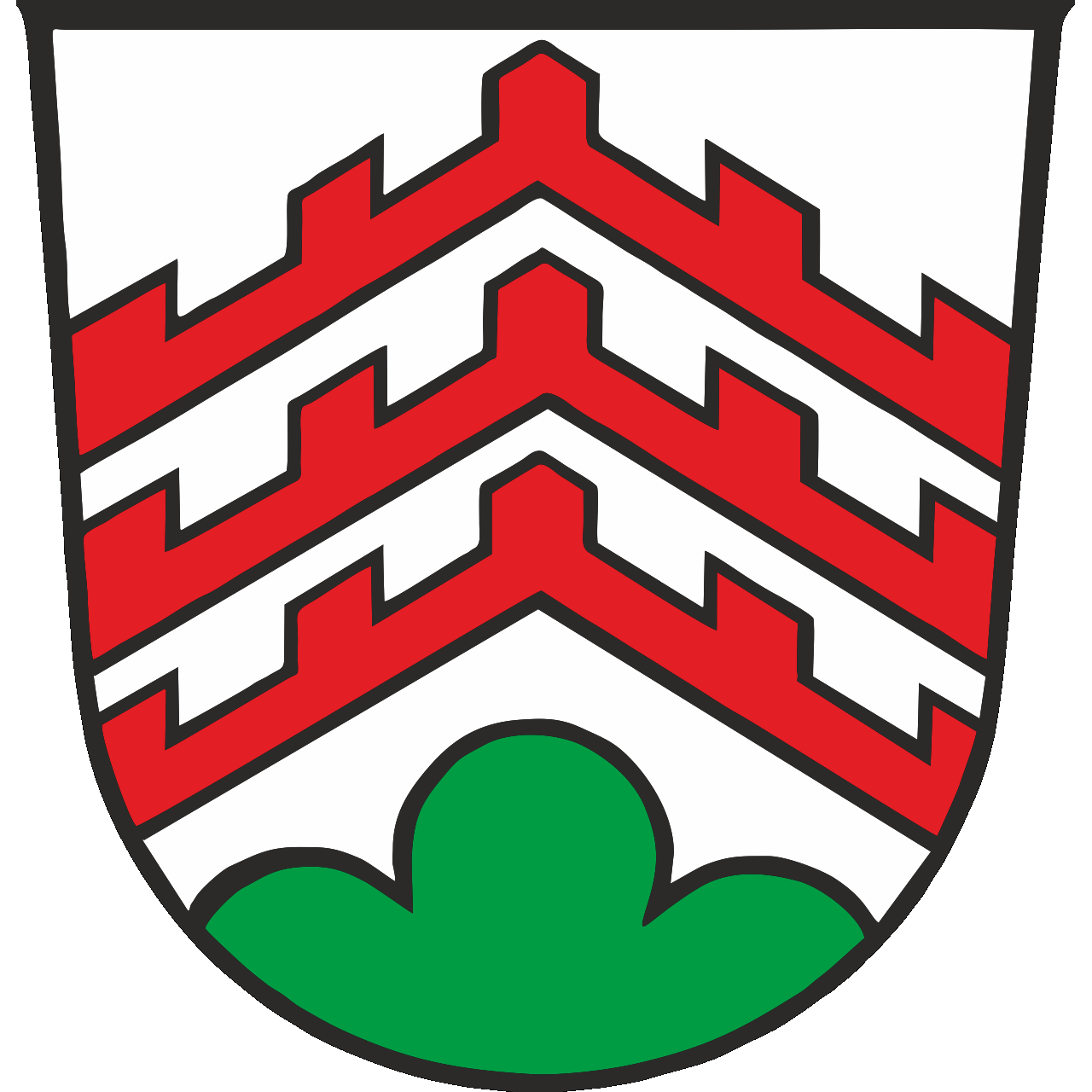 Wappen Gemeinde Zell