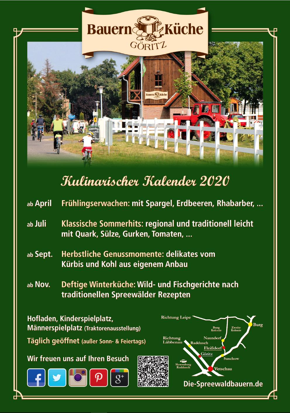 Veranstaltungskalender