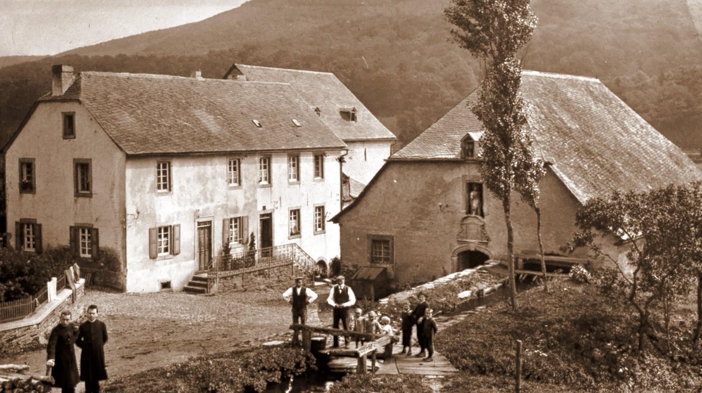 Klostermühlen
