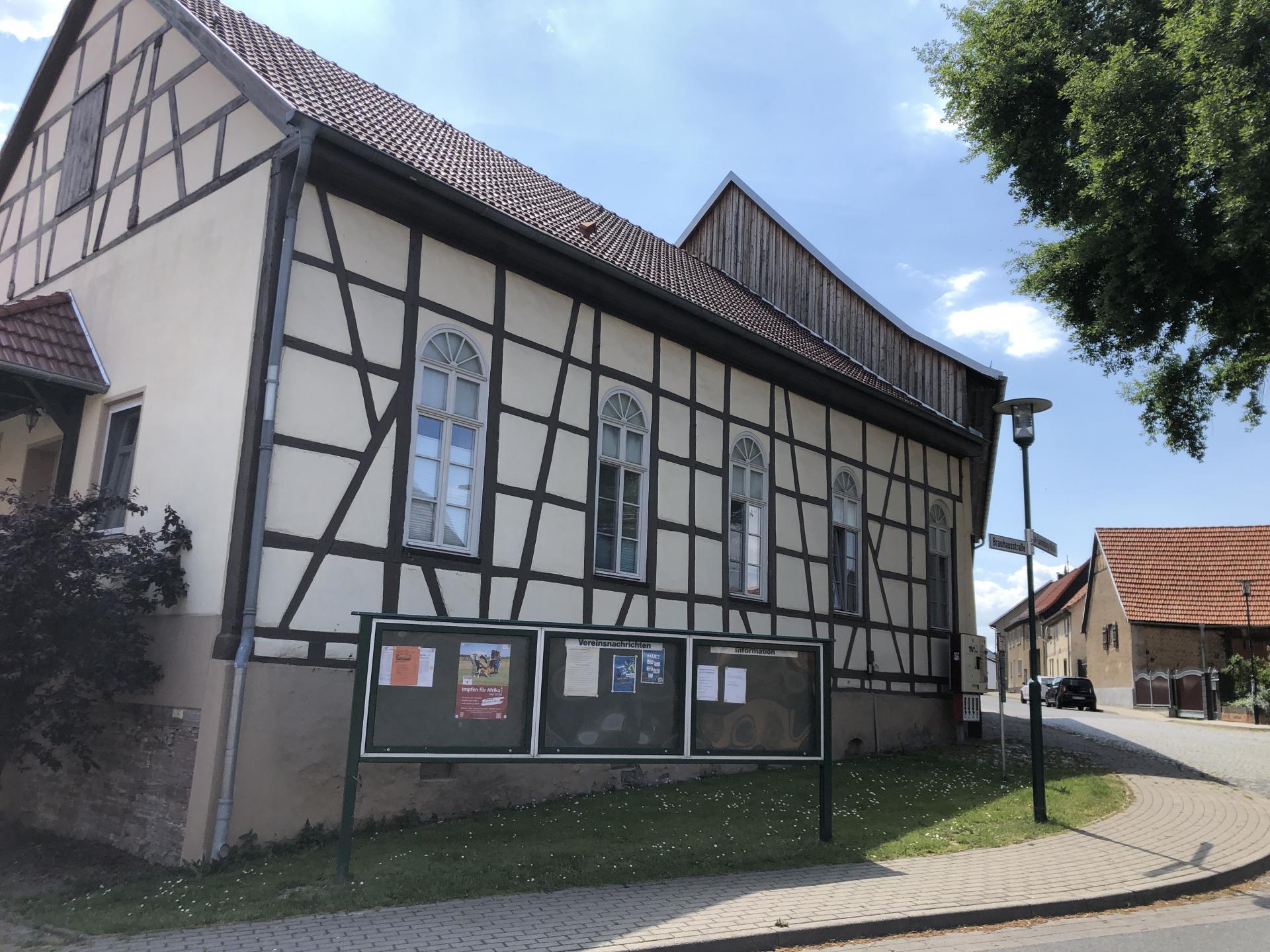 ehemalige Gast-und Logierhaus Schäfer
