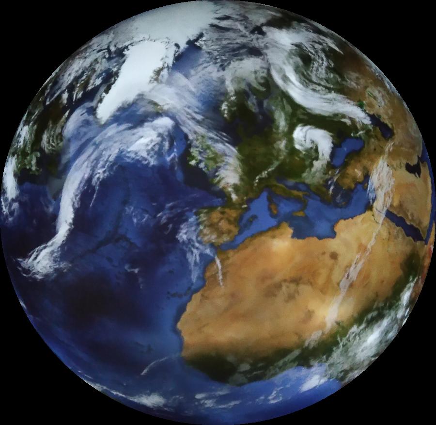 love around the world_Erde