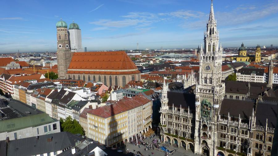 love around the world_Deutschland_München_Bild von flyupmike auf Pixabay