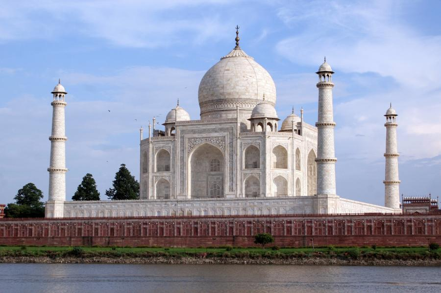 love around the world_Indien_Agra_Taj Mahal_Bild von skeeze auf Pixabay