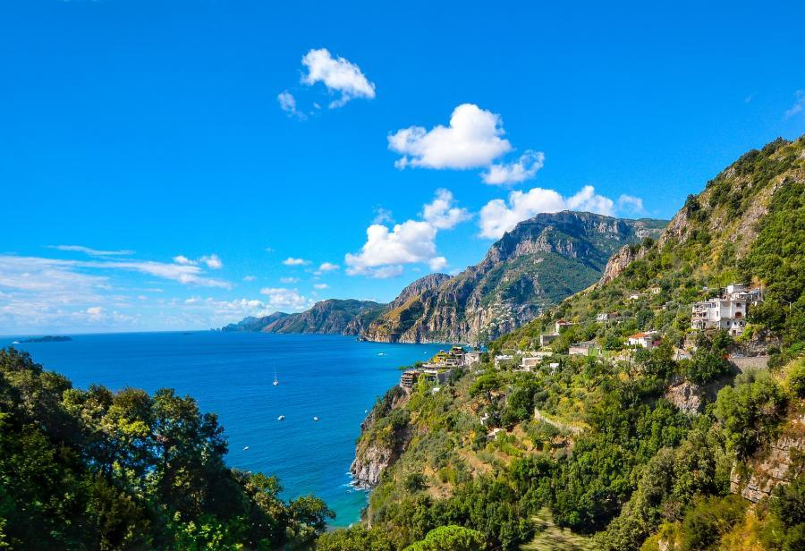 love around the world_Italien_Amalfi_Bild von Kirk Fisher auf Pixabay