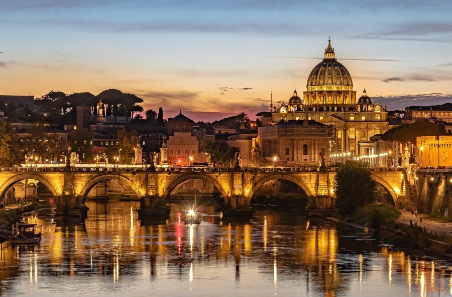 love around the world_Italien_Rom_Bild von Nimrod Oren auf Pixabay