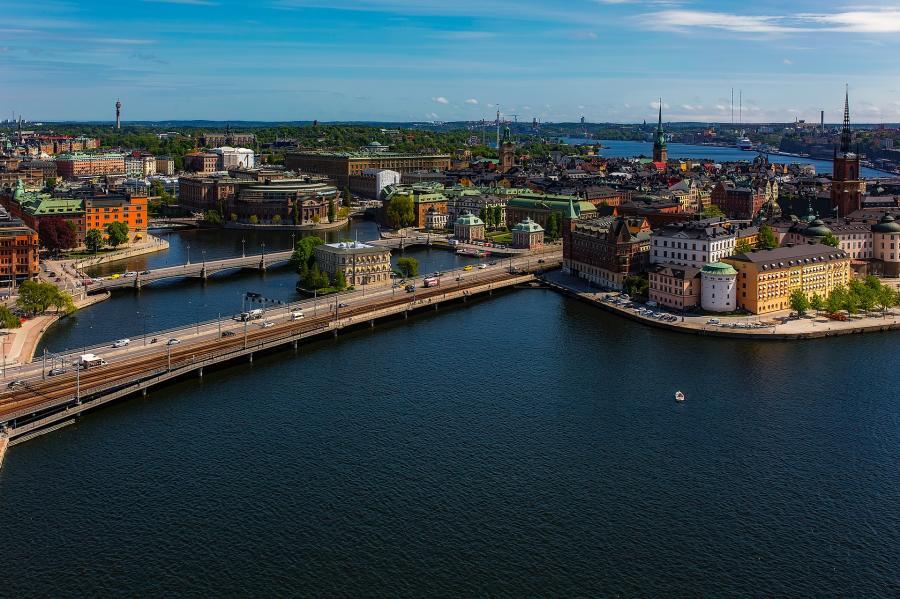 love around the world_Schweden_Stockholm_Bild von David Mark auf Pixabay