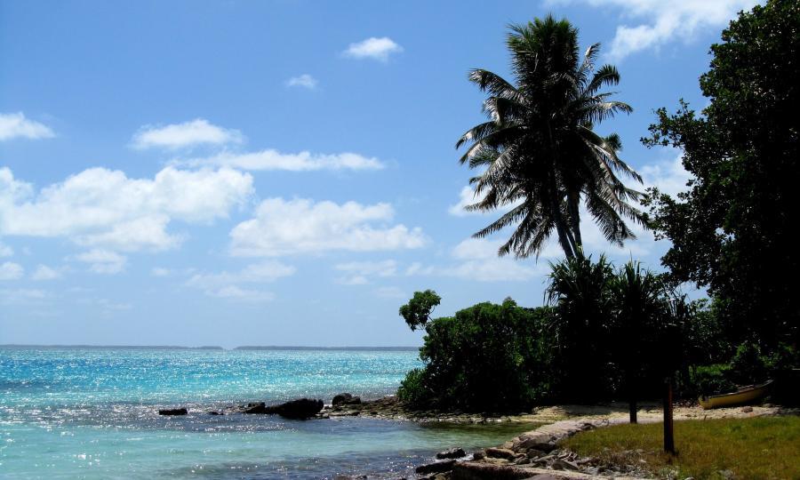 love around the world_Südsee_Kiribati_Bild von Ramona Mona Denton auf Pixabay