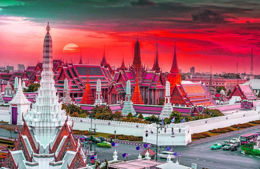 love around the world_Thailand_Bangkok_Bild von iham mustakim auf Pixabay