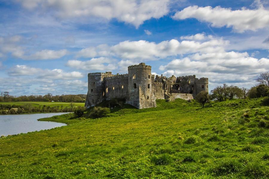 love around the world_Wales_Bild von Roman Grac auf Pixabay