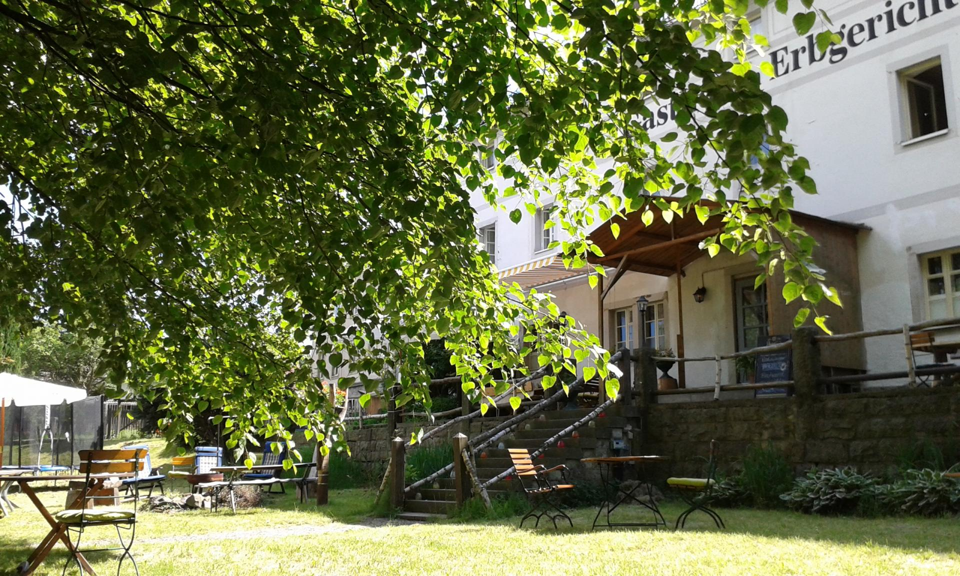 Garten Erbgericht Rosenthal