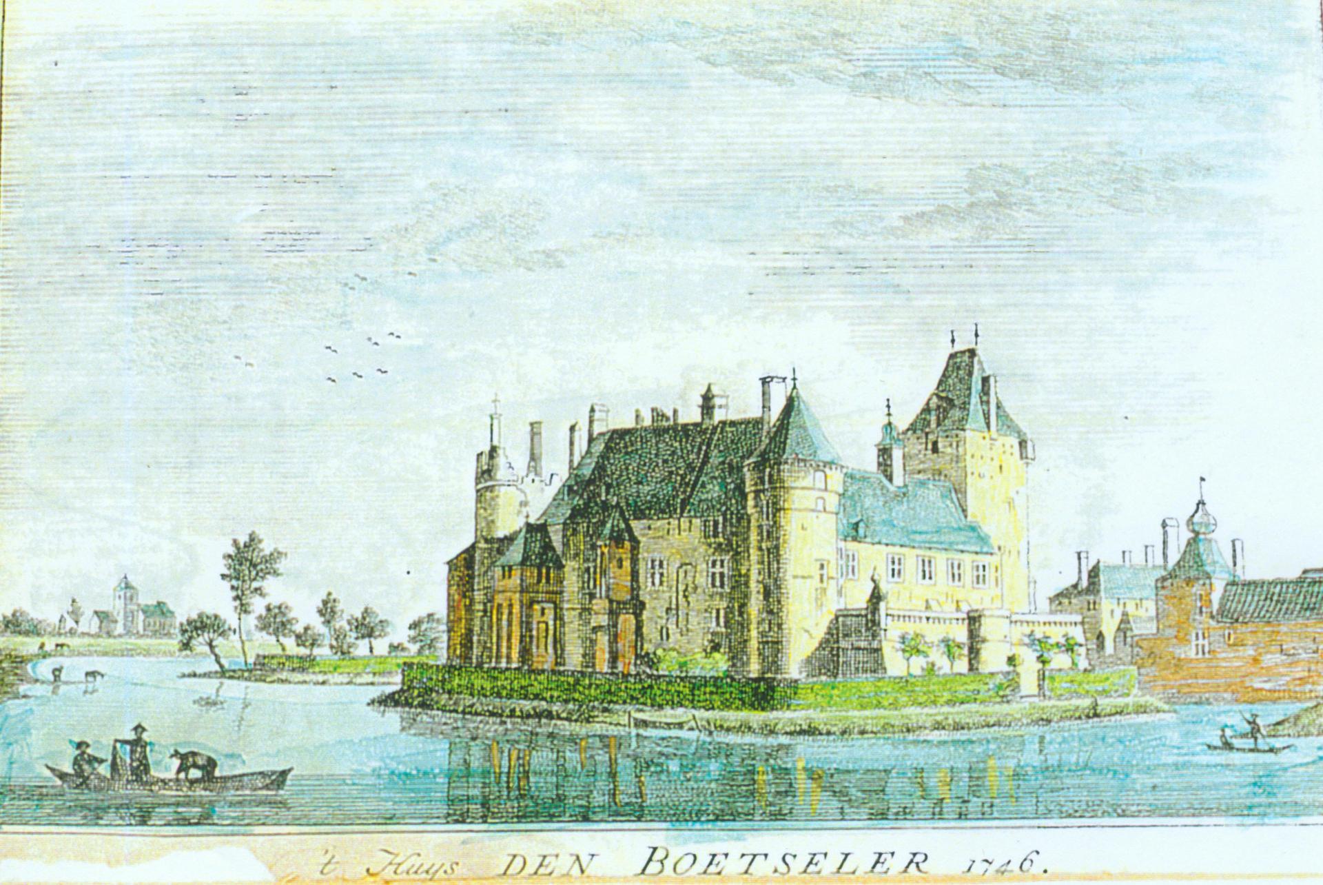 1746 Stich von Jan de Beijer
