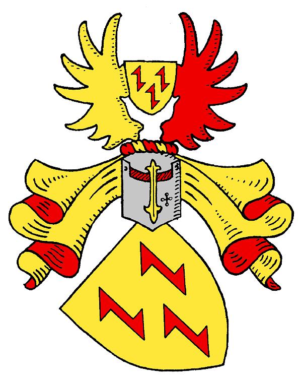 Familienwappen von Galen aus Westfalen