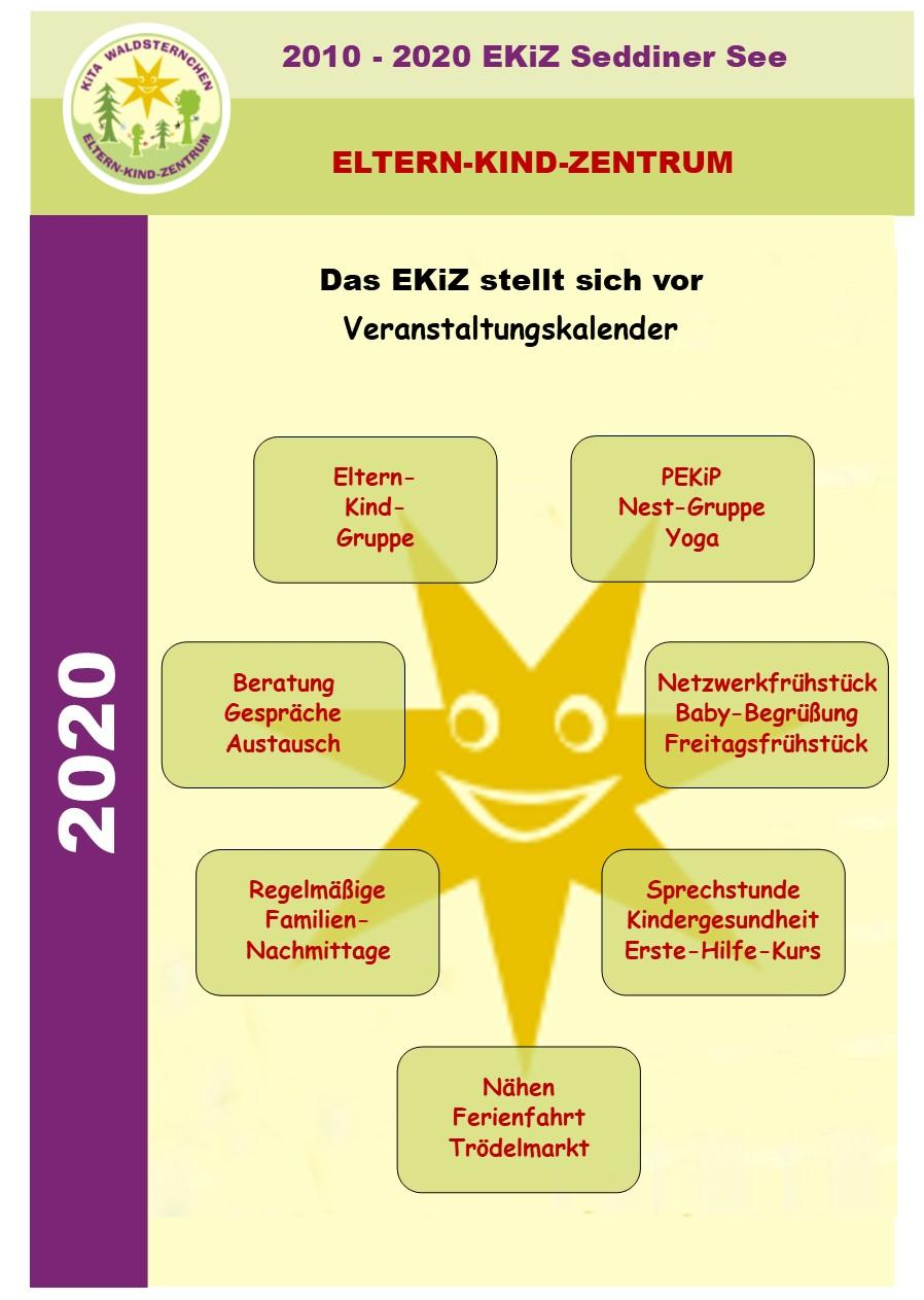 EKiZ Programm 2020