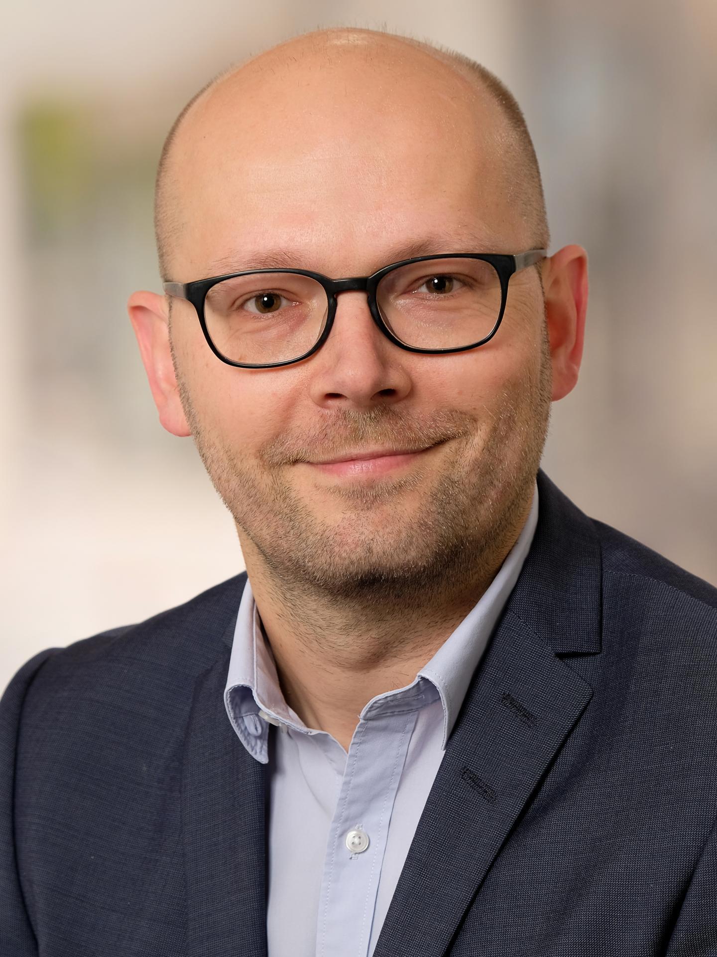 1. Bürgermeister Michael Bayer