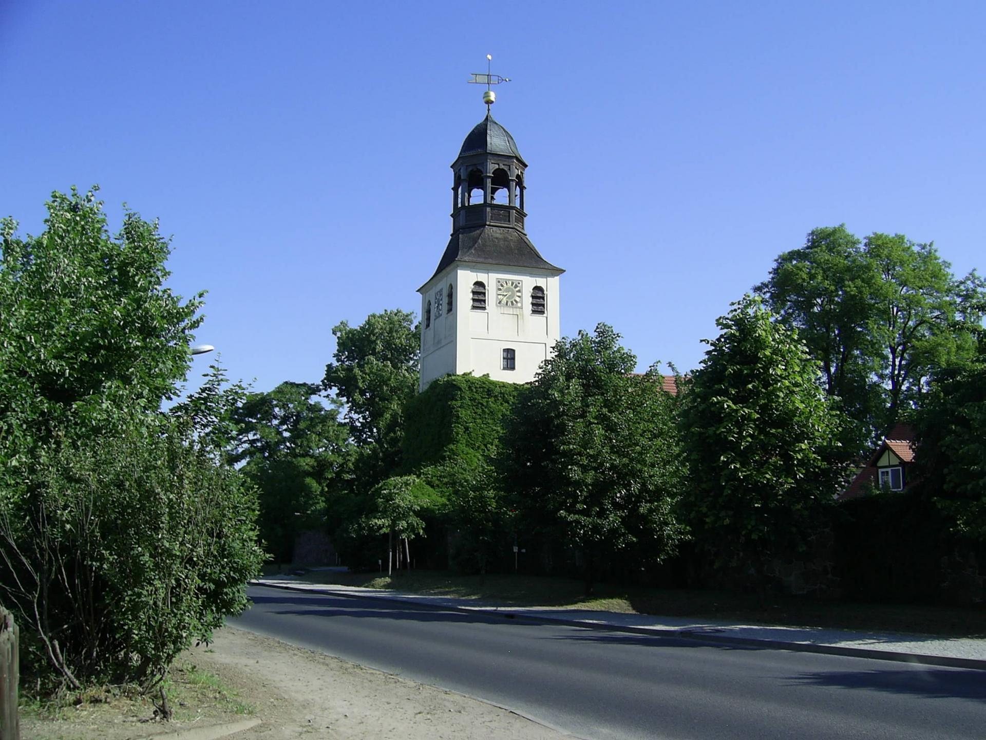 Kirche Friedersdorf