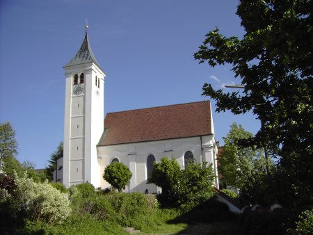 Aichen Kirche St. Ulrich