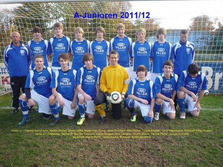 A- Junioren 2011/12