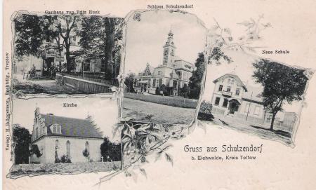 Alt-Dorf Postkarte um 1910