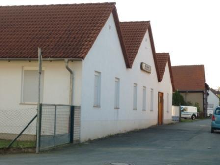 Alte Turnhalle -Burggasse-