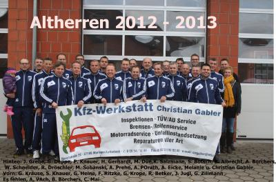 Altherren 2012