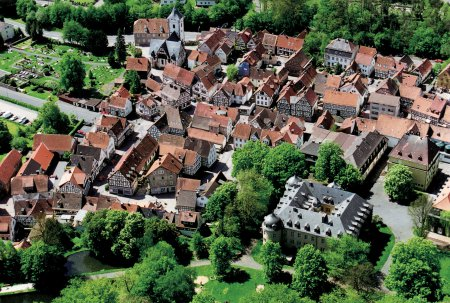 Altstadt mit Schloß