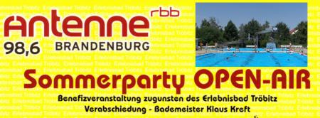 Sommerparty OpenAir
