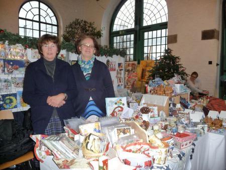 Weihnachtsmarkt im Lokschuppen