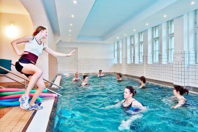 Aquagymnastik 1