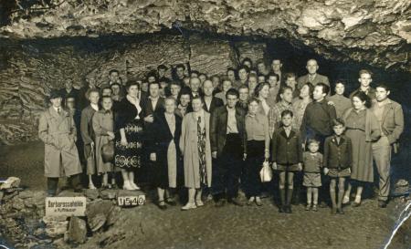 Ausfahrt Barbarossahöhle