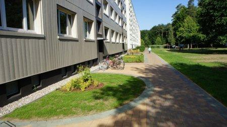 Außenanlagen Waldring 28-31