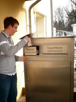 Rückgabeautomat