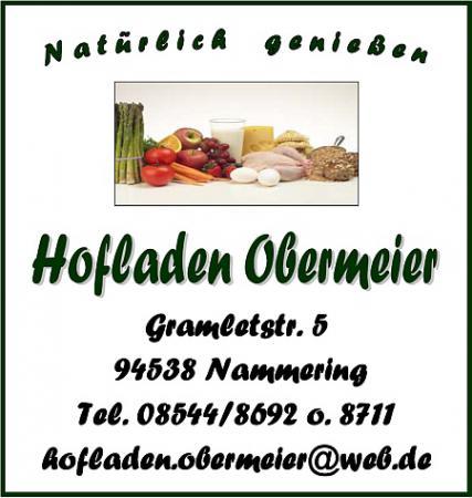 Hofladen Obermeier