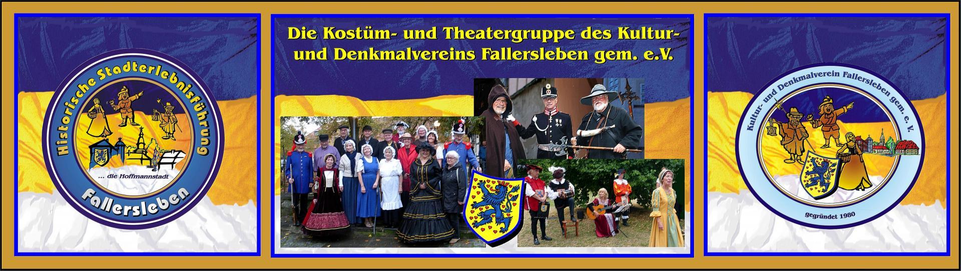 Kostüm- und Theatergruppe