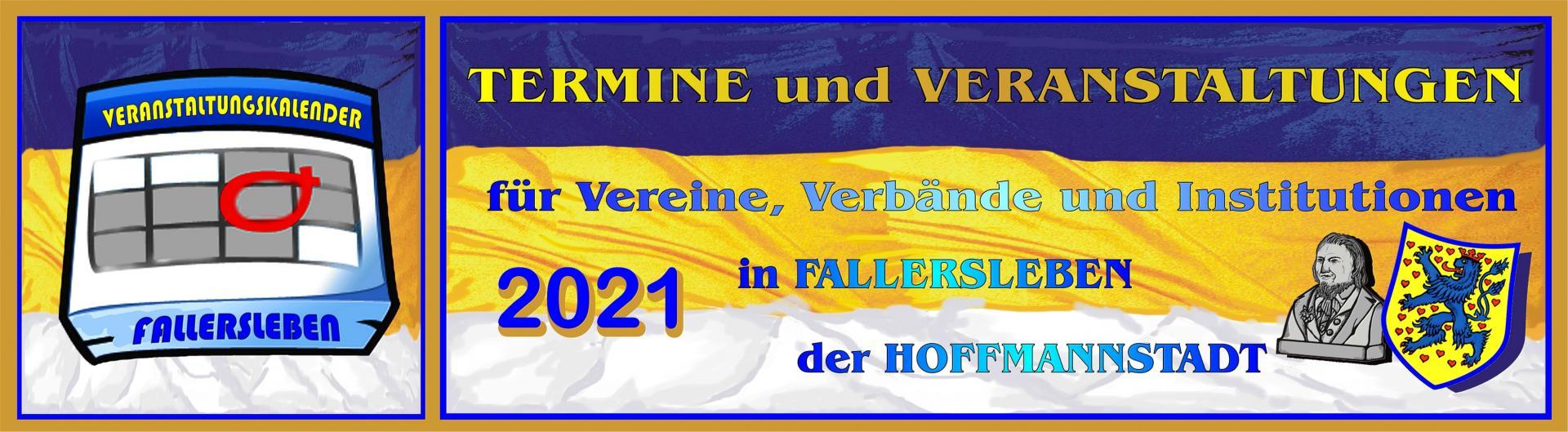 Banner Veranstaltungskalender 2012