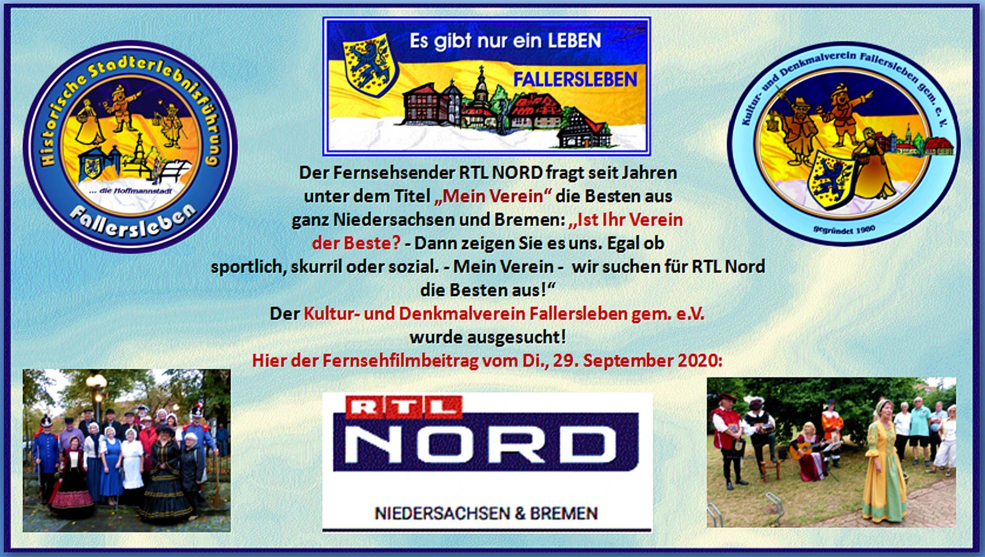 Bild Film RTL-NORD