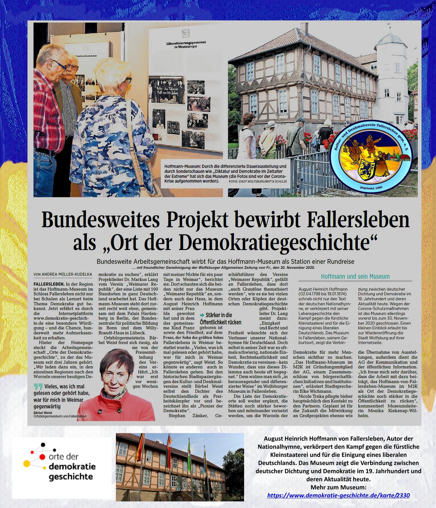 Demokratiegeschichte_Museum