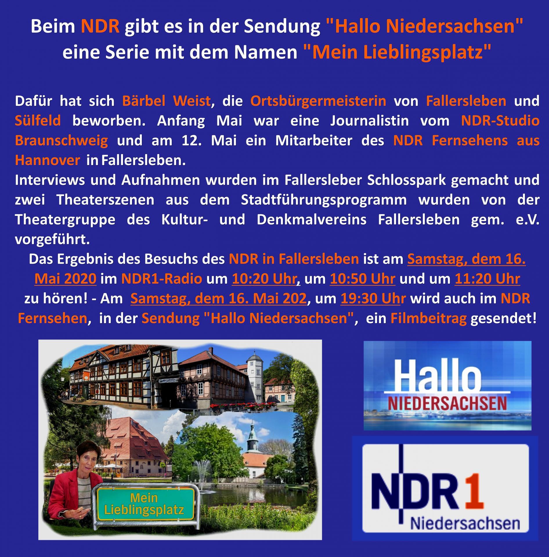 NDR-Mein Lieblingsplatz-Schlosspark_Fallersleben