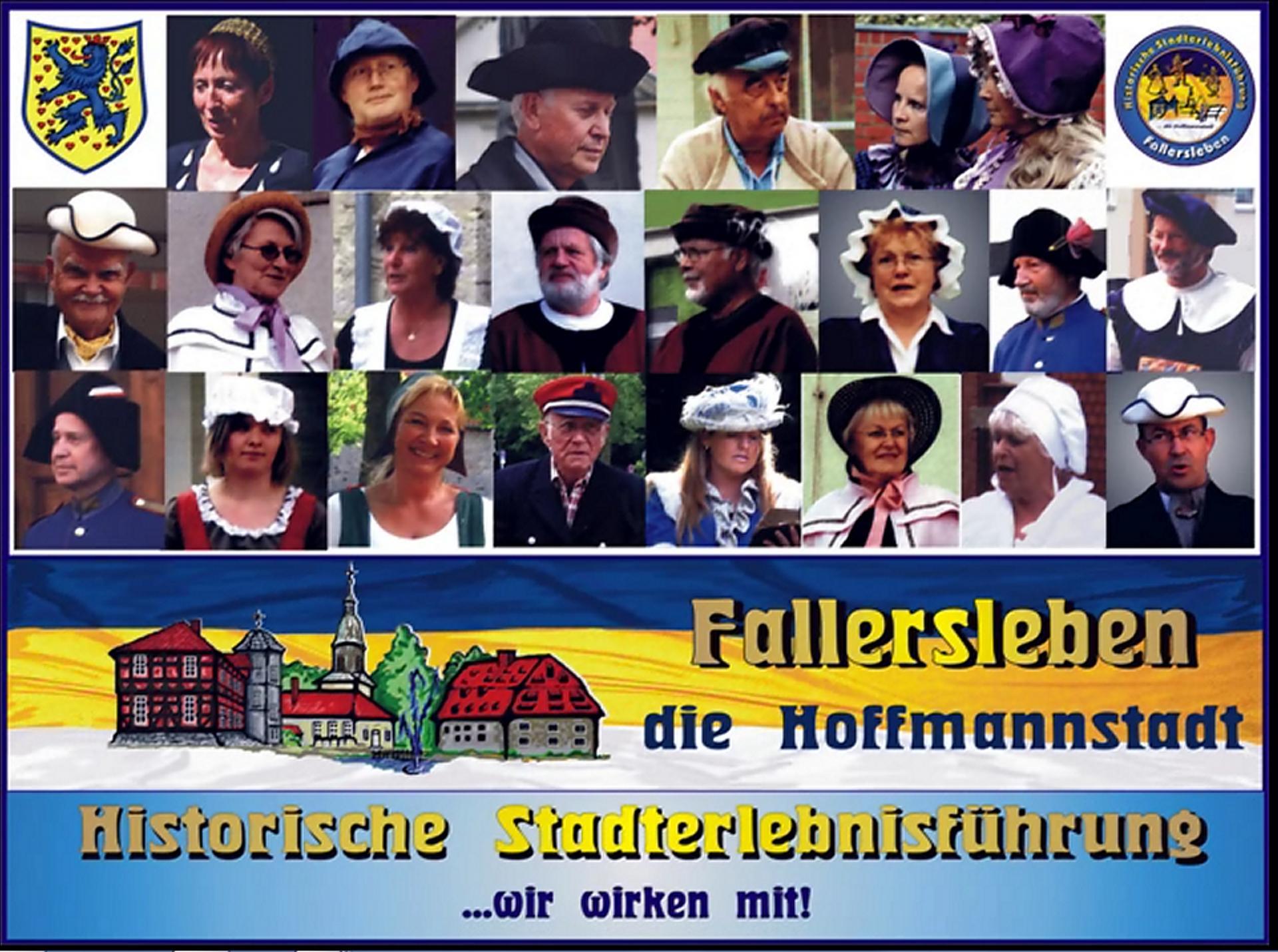 Stadtführung 2009