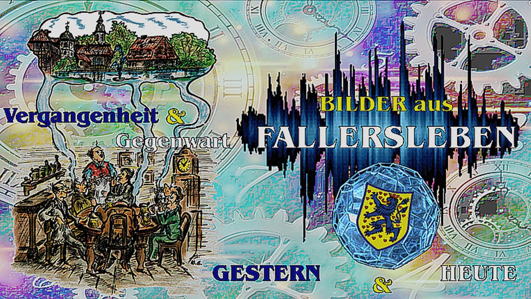 Fallersleben Bilder GESTERN und HEUTE