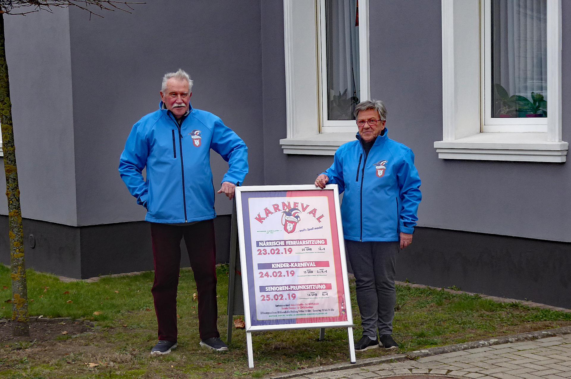 Bärbel und Jochen Gröschke