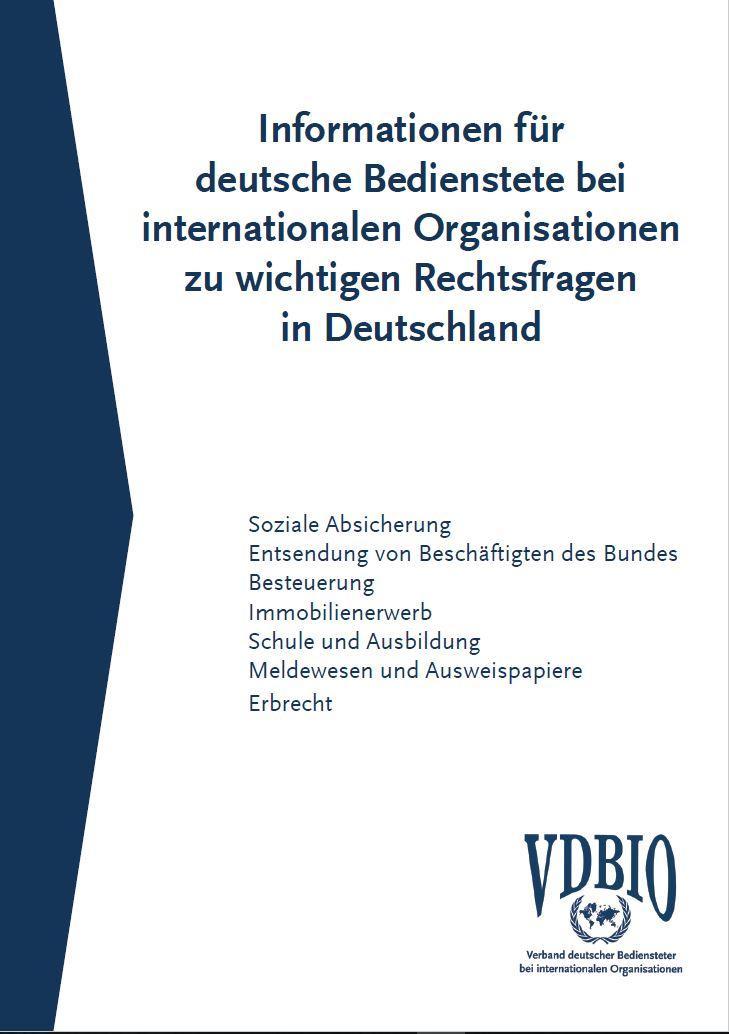 Deckblatt Infobroschuere