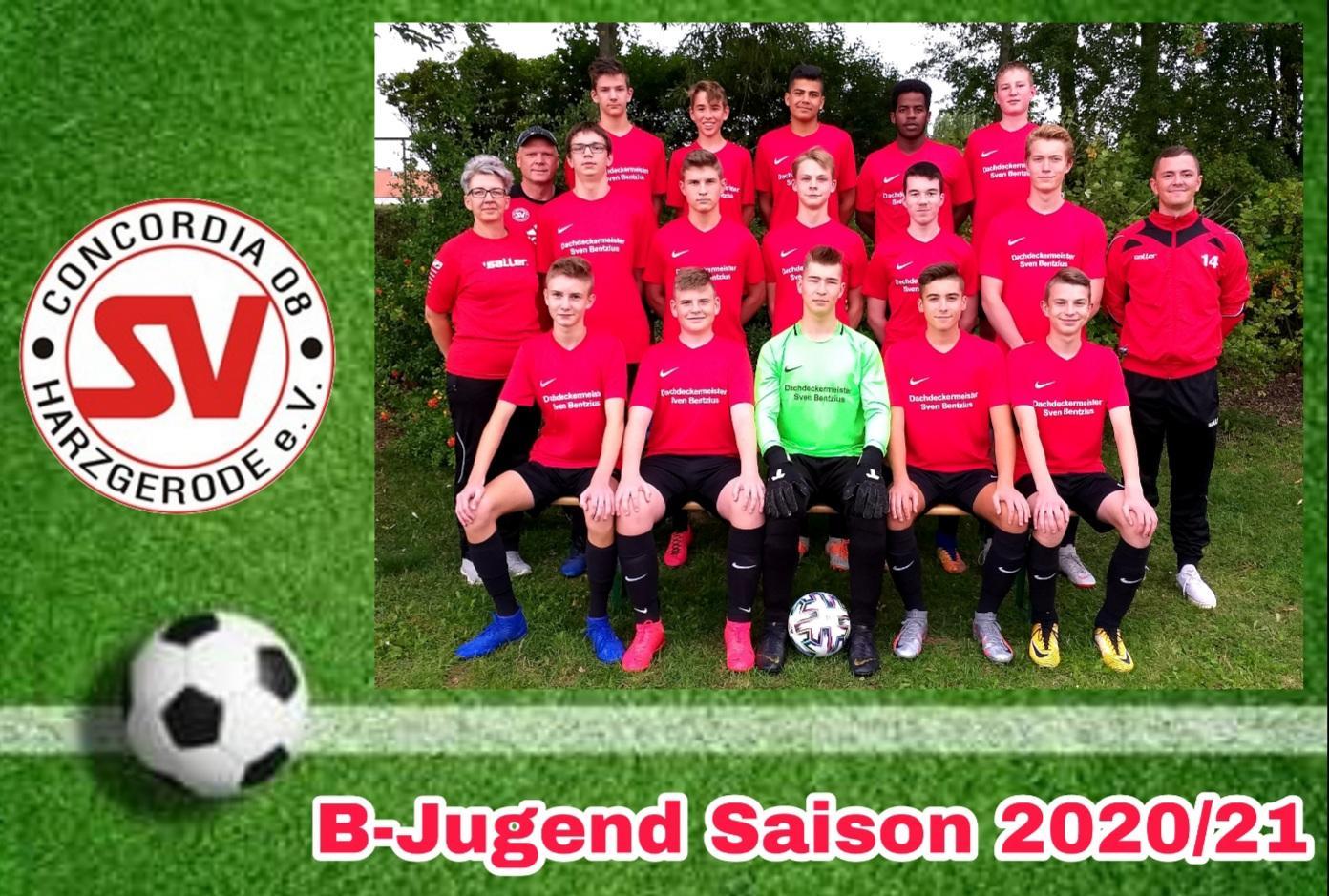 B-Jugend Saison 2020/21