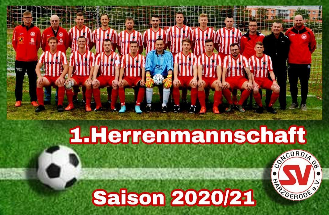1.Herrenmannschaft Saison 2020/21