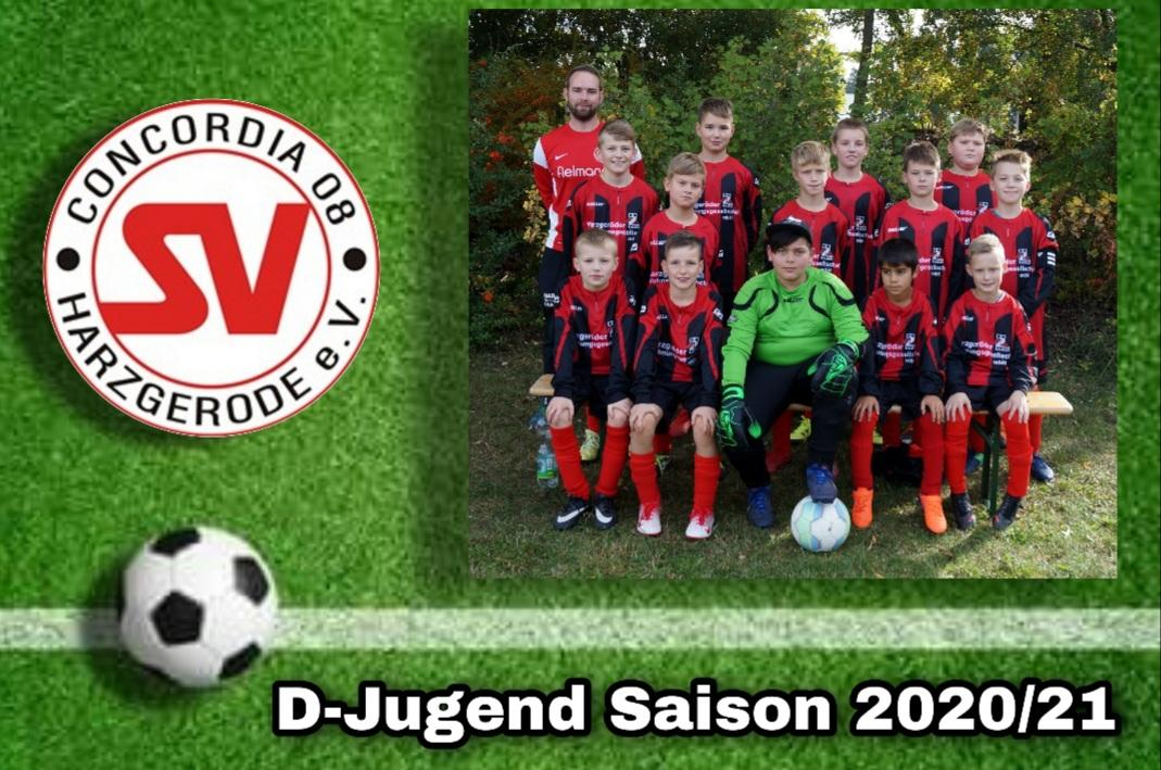 D-Jugend Saison 2020/21