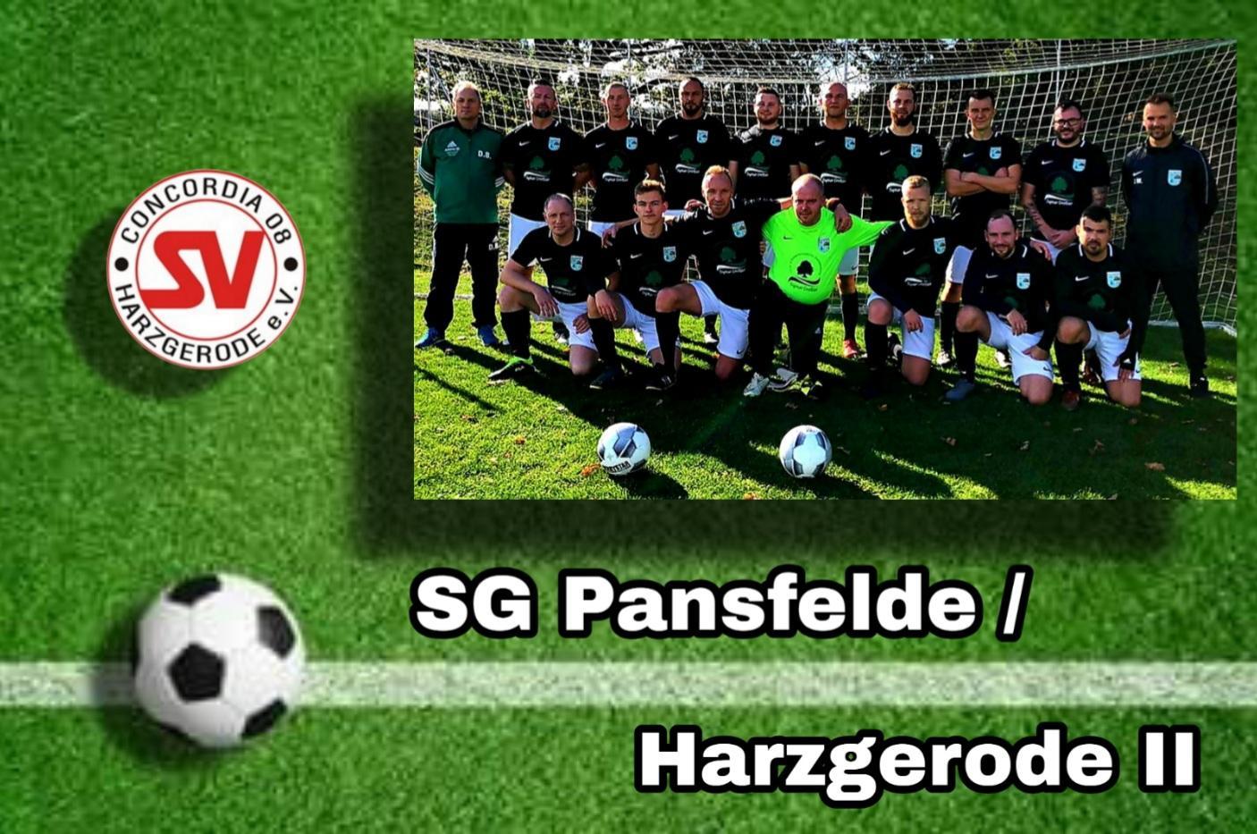 SG Pansfelde/Harzgerode II