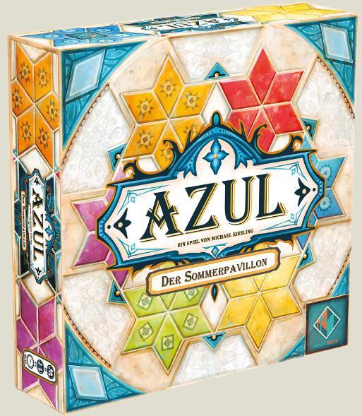 AZUL Sommerpavillion