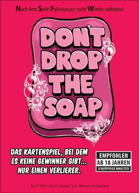 Dont drop the Soap!