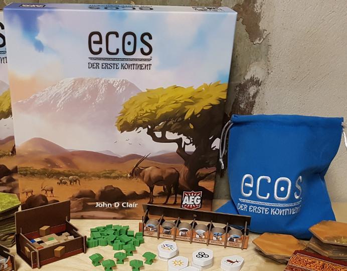 ECOS der erste Kontinent