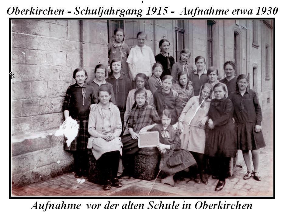 1915er Schuljahr