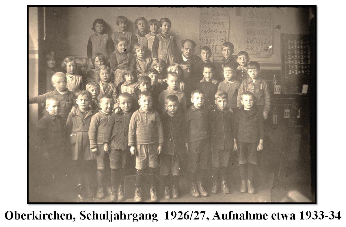 Schuljahrgang 1926/27